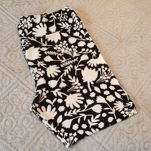 LuLaRoe floral leggings TC2